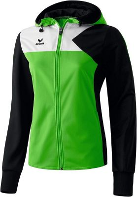 Premium One trainingsjacket met capuchon dames maat 42